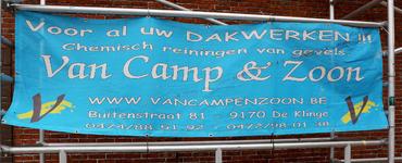 Van Camp & Zoon - De Klinge - Projecten